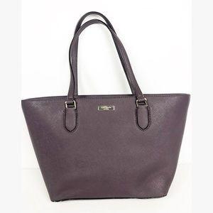 Kate Spade wine colored purse